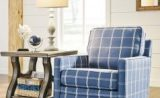 Adderbury - Cobalt - Accent Chair