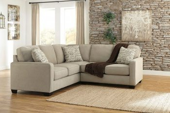 Alenya - Quartz - LAF Sofa & RAF Loveseat Sectional