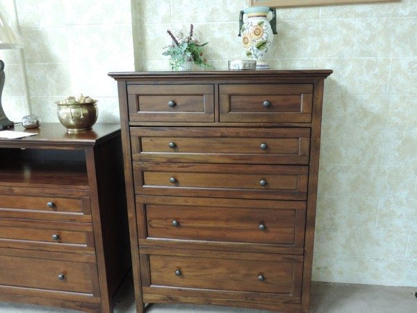 A American 6 Drawer Dresser Comfort Center Furniture And