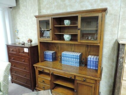 Charming Large Credenza