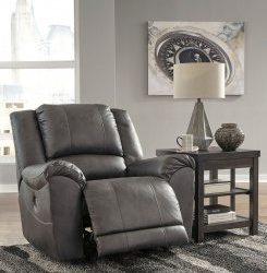 Persiphone - Charcoal - Power Rocker Recliner