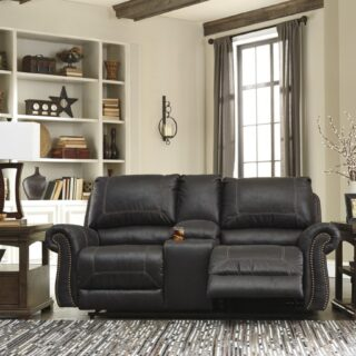 Milhaven Double Reclining Loveseat