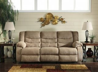 Pleasant Mitchiner Fog Reclining Sofa W Drop Down Table Comfort Bralicious Painted Fabric Chair Ideas Braliciousco