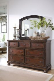 Porter - Rustic Brown - Dresser
