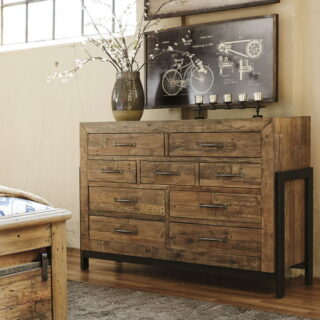 Sommerford Brown Dresser