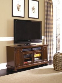 Porter - Rustic Brown - Large TV Stand