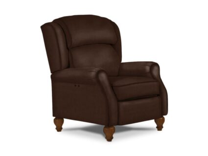 Patrick Leather Recliner