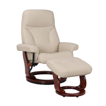 Stress Free Euro-Line Zero Gravity Recliner with Ottoman