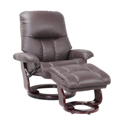 Stress Free Sienna Zero Gravity Recliner with Ottoman