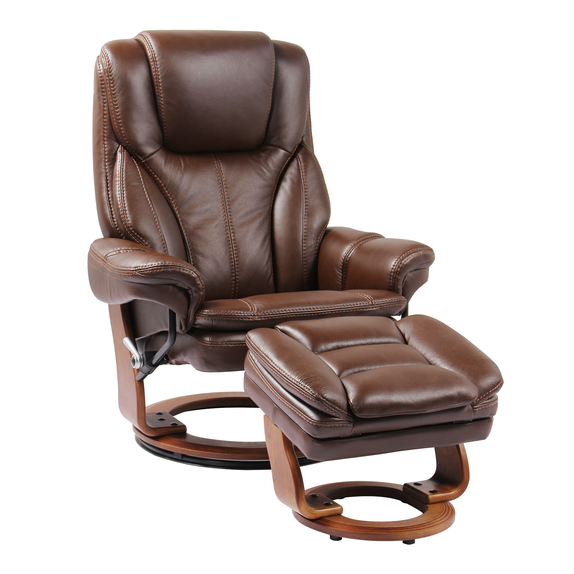 Stress Free Hana Reclining Chair And Ottoman Comfort