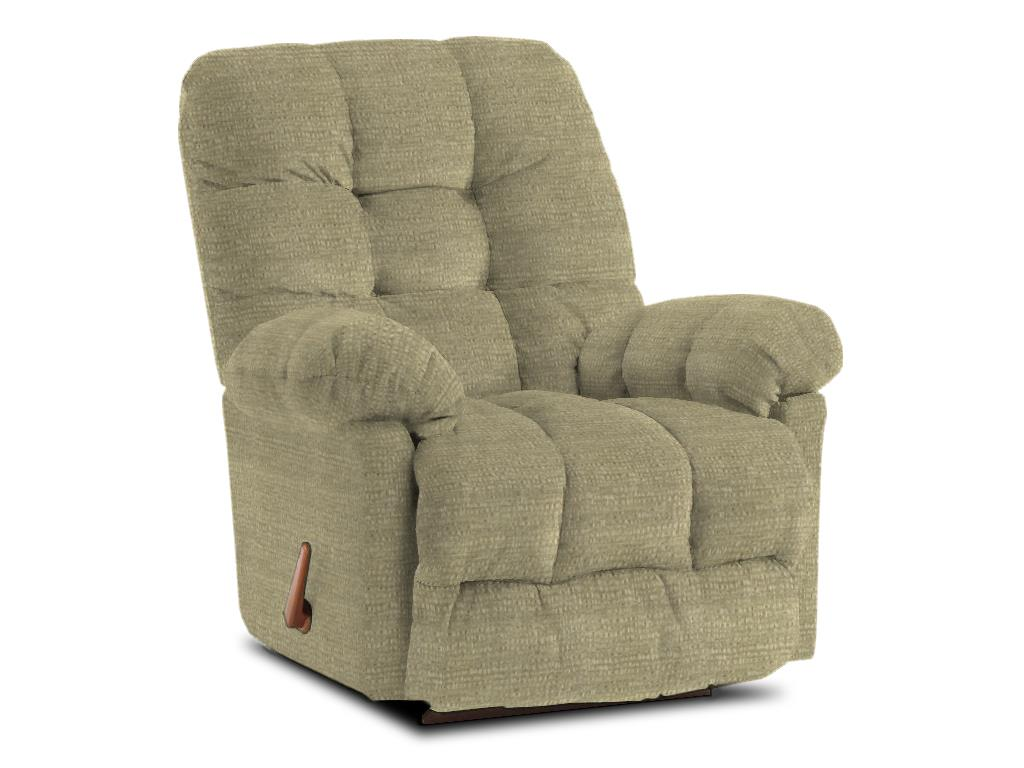 Bromser Rocking Recliner Comfort Center Furniture And