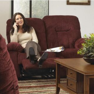 Ares Reclining Loveseat