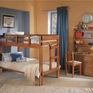 Heartland 2x6 One Piece Twin Bunk Bed