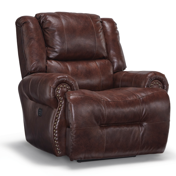Genet Power Recliner Comfort Center Furniture And Mattresses