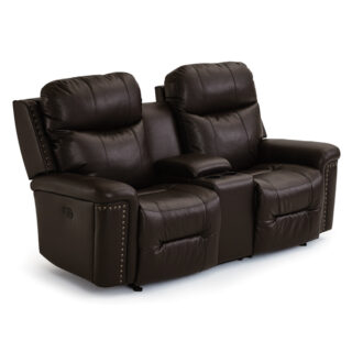 Optima Power Reclining Loveseat