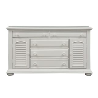 Summer House 2 Door 5 Drawer Dresser