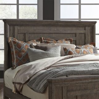 Artisan Prairie Queen Panel Bed