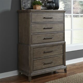 Artisan Prairie 5 drawer Chest
