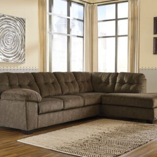 Accrington - Earth - LAF Sofa & RAF Corner Chaise Sectional