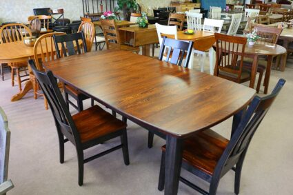 Amish Dining room table set