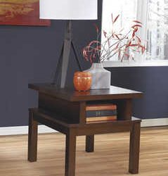 Hyden Rectangular End Table
