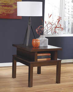 Hyden Rectangular End Table