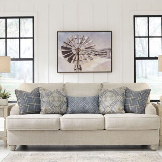Traemore - Linen - Sofa