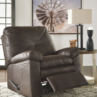 Speyer Teak Rocker Recliner