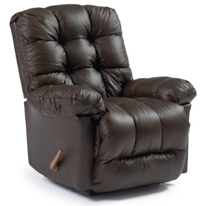 Brosmer Swivel Glider Reclining Chair