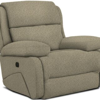 Telva Power Rocking Recliner with Power Adjustable Headrest