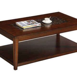 Tiger Eye Cocktail Table