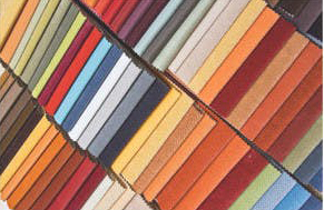 upholstery samples