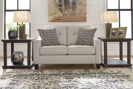 Marrero Fog Loveseat