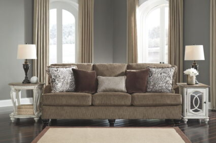 Braemar Brown Sofa