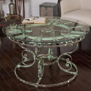 Gilbertine Clock Table