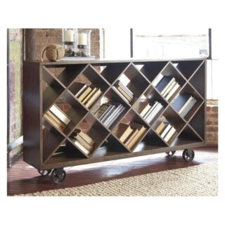 Starmore Brown Shelf/console Table