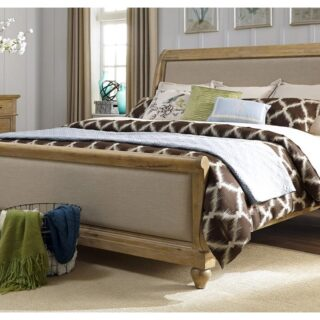 Liberty Sleigh Bed