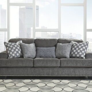 Locklin Carbon Sofa