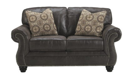 Breville - Charcoal - Loveseat