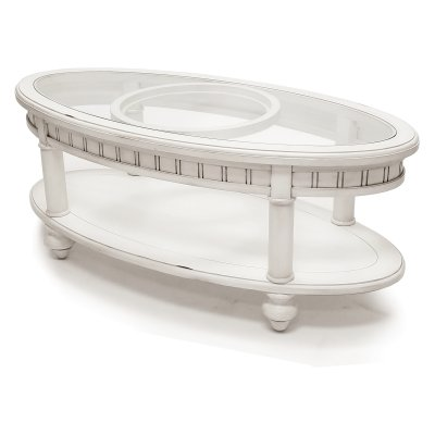 Monaco Oval Coffee Table