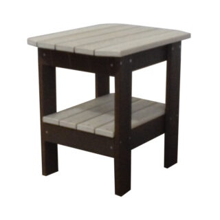 Square-Brown-Table