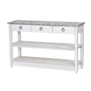 Picket-Fence-casual-distressed-grey-entertainment-center